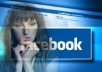 give 3000+ High Quality Facebook Likes or Fans to your facebook fan Page, all likes deliver within 1 day