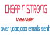 mass email 1,000 Good Email Contacts