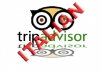 Scrivo una recensione su Trip Advisor per il vostro Hotel, Ristorante, Spa etc...