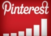 Give You 155+55+55 Pinterest Followers 100% real only