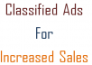 write classified Ads for you, 50 to 70 words, 