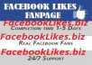 100 REAL TARGETED FACEBOOK LIKES