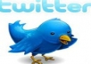 add GUARANTEED 456+ Twitter Follwers to your fanpage wit..