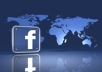 add GUARANTEED 750 Facebook Fans Likes to your fanpage wit..