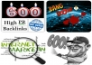 get 600 Solid Mixed Backlinks With Dofollow and Nofollow links,Google Freindly and Deadly Powerful Service