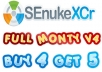 use Full Monty  Google Friendly Template Of Senuke XCr  To top Notch Your Site