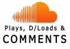 I will give you 15 Comments+Likes on your SoundCloud in under 24 hrs