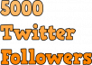 deliver 5000 Real Human Twitter Followers