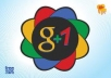 Give u 125+ Genuine Google +1 Plus One Votes