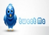 add 450 Plus REAL  Twitter Followers To Any Twitter Account