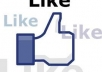 add 500 Real Facebook Likes to any Photo or FanPage on Facebook