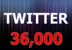 increase 20,500 Plus REAL looking Twitter Followers To Any Twitter Account No Unfollows No Eggs !!!!!!!!!!!!!!!1
