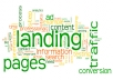 give you a stunning package of more than160 highly converting LANDING pages just