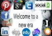 create Edu Blog, Press Release, Google Places, Web2, Bookmarking, Dolphin, Elgg, Jcow, Oxwall, 200 Edu + 500 Wiki Tier2 Backlinks..............