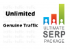 drive UNLIMITED genuine traffic to your website for one month for