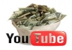 youtube monitized full and partnership monthly earn 200$ in Ceap Price
