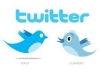 add 525 Plus REAL  Twitter Followers To Any Twitter Account