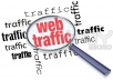 get UNLIMITED genuine real traffic to your website for one month