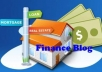 #add a Guest BlogPost on my Finance niche sites or any Related Niche/LinkBuilding Service
