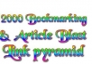 do 500 Approved Article Submission and 1000 Social Bookmarking No need to send Artticles 
