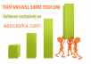 promote your links to 50 MILLION people using the TribePro Network, each url will be shared over 1,200+ times