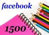 add 1500+ and more Facebook Likes to your Fan Page, photo, post comment, video, all from USA and real looking less than 20 hrs facebook fans!!!!!!!!!!!!!