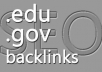 manually create 20+ edu and gov backlinks to your site.........