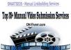 will upload your video to top 35+ High Pr sites PR 9 to 4