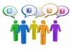 promote your website/page more than 500000 people on Facebook groups, twitter, StumbleUpon withing 24 hours