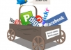 submit your website MANUALLY to the top social bookmarking sites and ping it !!!!!!!!!!!!!!!