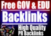 Show You My Secret Of Free High Quality Unlimited Gov Edu BACKLINKS And Free Traffic Generating Training As Bonus