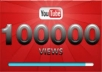 ★ Highly Rated Seller ★send 1000 guaranteed YOUTUBE views[with Gig Extras I will add until 5000 views] to your youtube video within 46 hours