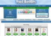 Give You 10.100+ YouLikeHits Points In Less Than 12h 