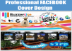 Design Awesome Facebook Cover Image