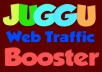 Jugglu.com - Traffic Exchange Widget full Site Script for Sale
