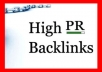 make 199 HIGH Pr Seo Backlinks for Any Website, Blog, Youtube Video, Facebook Page, Twitter, Wiki Page, Instagram, Pinterest etc Url @!@