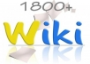 create 1800+ DOFOLLOW Contextual Wiki backlinks to your site@!