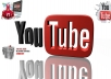Give You 1000 Youtube Views 200 Likes and 100 Subscribers To Your Channel