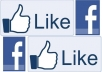 add 300+ real facebook likes for your fan page NO Decrease!!!!!!!