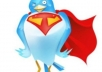 add 25000+ High Quality Real Twitter Followers In Less than 3 days