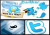 Hook You Up With 10,000+ Official Real Legit Twitter Followers