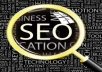 Perform Onpage SEO Improvements on Your Website, Optimizing Meta, Alt Tags, Sitemaps, H1 and many many more