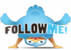 teach you how to constantly get new twitter followers WITHOUT following anybody