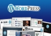 create a link to your PAID or FREE WordPress Theme in my PR2 Directory