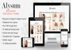 [Themeforest]Alysum - Premium PrestaShop 1.5 Template