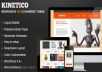 [Themeforest]Kinetico - Responsive WordPress E-Commerce