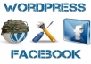 give you Facebook Fanpage WP Plugin that creates fan pages in few clicks and also includes unique Like Gate technology