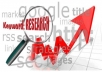 write an SEO action plan for your website on how to optimize it and get it ranking plus a bonus