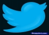 increase 13000 Plus REAL looking Twitter Followers To Any Twitter Account No Unfollows No Eggs