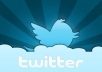 add 9000+ twitter follower to your any twitter account less than 1 days